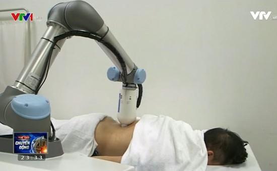 Emma - Robot massage tự động hỗ trợ điều trị chấn thương