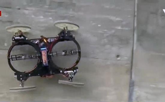 Vertigo - Robot bất chấp trọng lực
