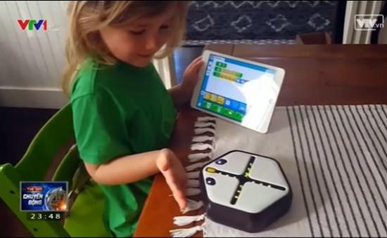Robot dạy trẻ tư duy lập trình cơ bản