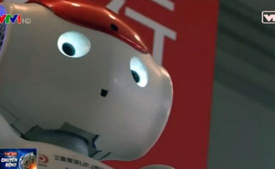 Độc đáo robot có thể... tư vấn ngoại hối