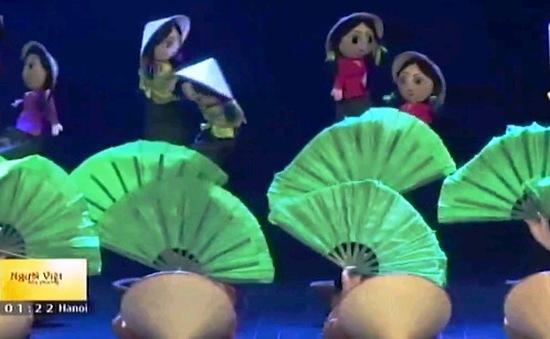 Giao lưu múa rối truyền thống Việt Nam - Thái Lan