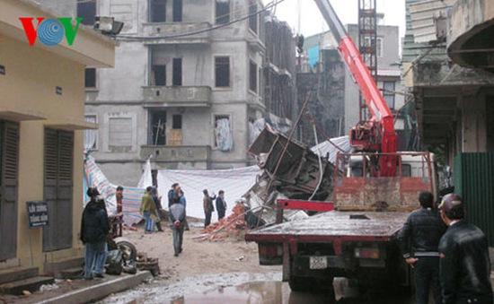 Tai nạn lao động tại Phú Yên, 1 người chết tại chỗ