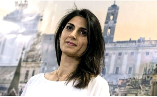 Người dân Rome tin tưởng nữ thị trưởng đầu tiên trong lịch sử