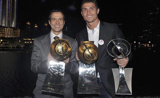 Những người đại diện quyền lực nhất của bóng đá thế giới