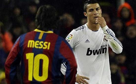 Ronaldo đã bỏ xa kình địch Messi ở Champions League
