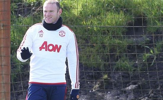 Man Utd đón tin vui: Rooney trở lại thi đấu sau 2 tháng dưỡng thương
