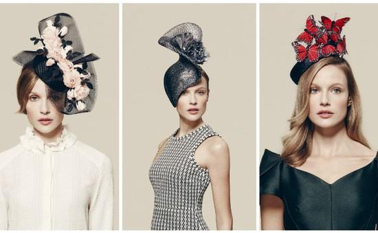 Mê mẩn 8 chiếc mũ đội đầu cầu kỳ mang phong cách hoàng gia Anh