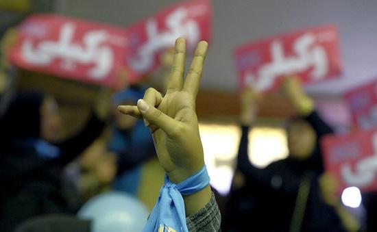 Cử tri Iran đi bỏ phiếu bầu cử Quốc hội