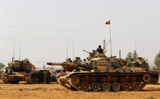 Thổ Nhĩ Kỳ quét sạch IS khỏi khu vực biên giới với Syria