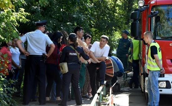 Cháy nhà in tại Moscow, 17 người thiệt mạng đều là công dân Kyrgyzstan