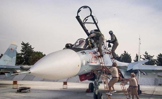 Máy bay chiến đấu Nga, Mỹ suýt va chạm ở Syria
