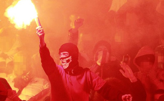 Hooligan - nỗi lo của EURO 2016