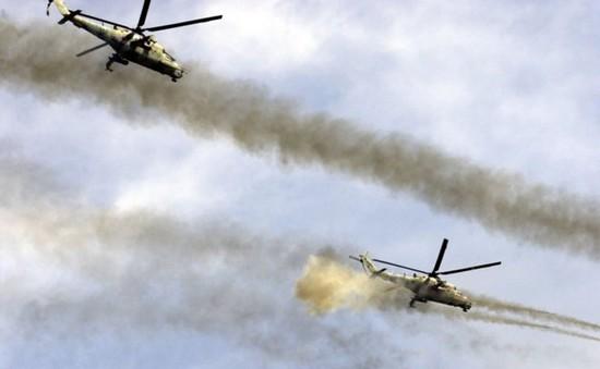 Syria: Không kích tại Hama, 17 người thiệt mạng