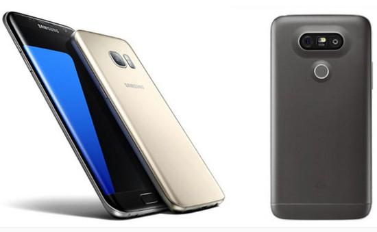Bạn sẽ mua Galaxy S7 hay LG G5?
