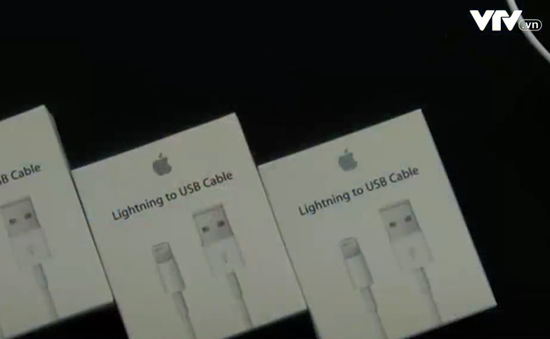 99% sạc iPhone không chính hãng gây mất an toàn