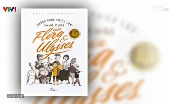 """""""Những cuộc phiêu lưu sáng chói của Flora & Ulysses"""": Hấp dẫn, hài hước"""