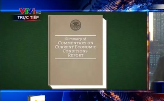FED công bố báo cáo sách xám tháng 6