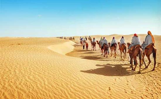 Trung Đông và Bắc Phi sẽ nóng khủng khiếp do biến đổi khí hậu