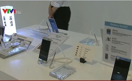 """Sự cố cháy nổ pin Galaxy Note7 khiến Samsung nhận """"quả đắng"""""""