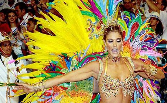 Samba – Vũ điệu Brazil bốc lửa