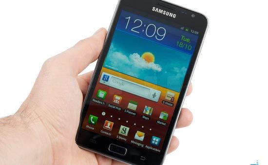 Samsung Galaxy Note - Smartphone đầu tiên sở hữu màn hình lớn hơn 5 inch