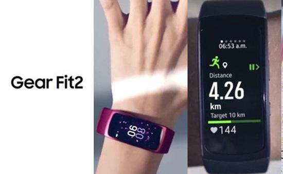 Samsung tổ chức sự kiện ngày 2/6: Gear Fit 2 có thể được trình làng