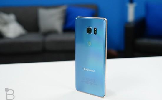 Samsung có thể phải chi 1 tỷ USD cho chiến dịch thu hồi Galaxy Note 7