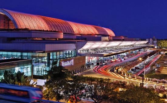 Cận cảnh 10 sân bay tốt nhất thế giới năm 2016