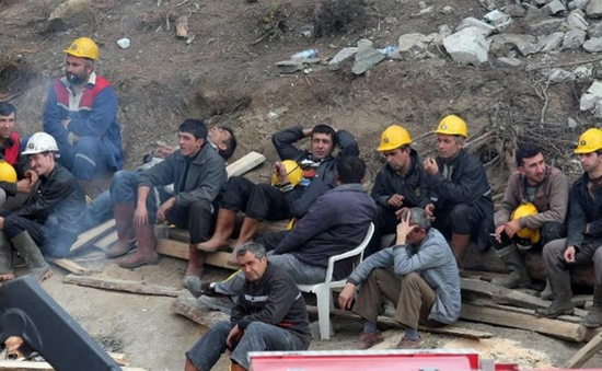 Thổ Nhĩ Kỳ: Sập hầm mỏ làm ít nhất 3 người thiệt mạng, 12 người mắc kẹt