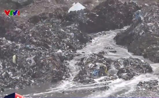 24 người thương vong do sụt lở bãi rác tại Guatemala