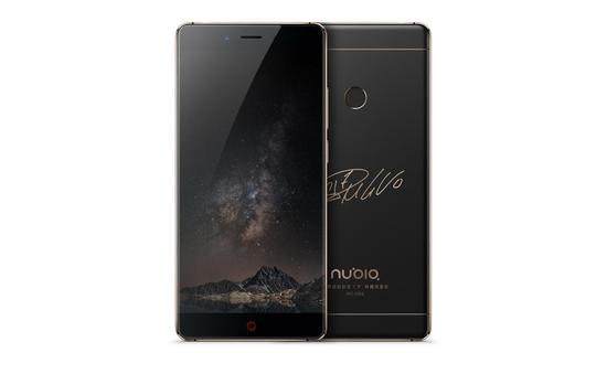 ZTE Nubia Z11 ra mắt: thiết kế siêu mỏng, cấu hình mạnh mẽ