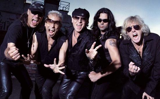 """Ban nhạc Scorpions gây """"bão"""" tại Monsoon Music Festival 2016"""