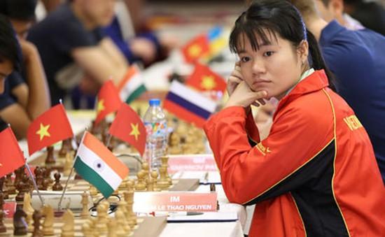 Phạm Lê Thảo Nguyên vô địch giải cờ vua HD Bank