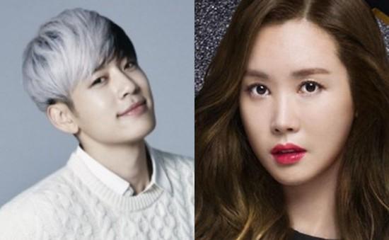 Mỹ nhân dao kéo Lee Da Hae hẹn hò với Se7en?