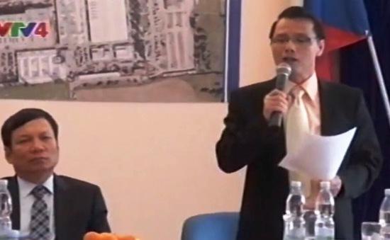 Hội người Việt Nam tại CH Czech họp thường kỳ