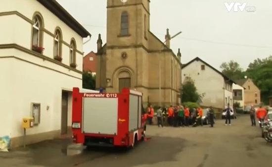 Số nạn nhân bị sét đánh ở châu Âu gia tăng