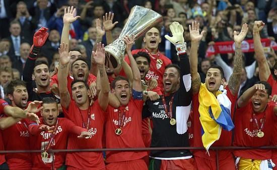 Nếu hạ Liverpool, Sevilla lập hàng loạt kỷ lục Europa League