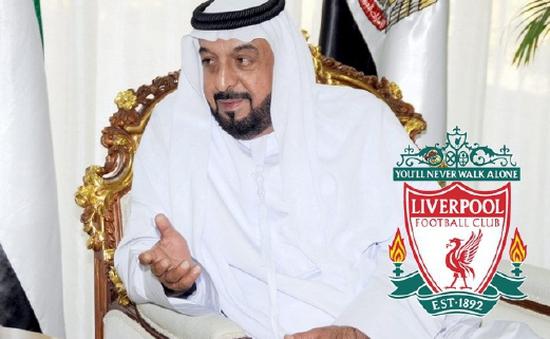 Tổng thống UAE chi 1 tỷ USD, Liverpool sắp về một nhà với Man City