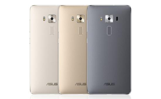 Asus trình làng biến thể mới của ZenFone 3 Deluxe