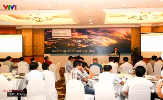 Tổ chức sự kiện Ngày công nghệ Siemens