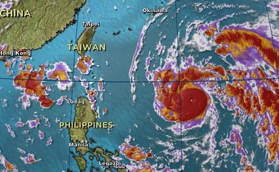 Đài Loan (Trung Quốc) chuẩn bị đối phó với bão Nepartak