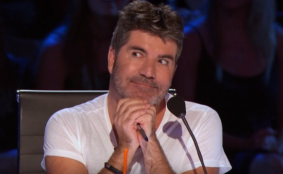 Simon Cowell đáng yêu không tin nổi trong America's Got Talent