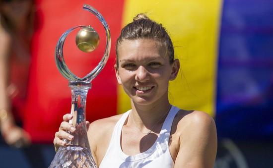Simona Halep đăng quang Rogers Cup 2016