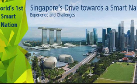Singapore nỗ lực thực hiện chiến lược quốc gia thông minh
