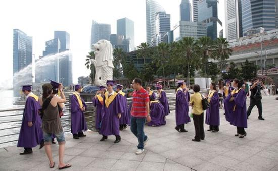 Chi phí Đại học ở Singapore gia tăng