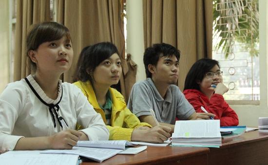 Bộ GD&ĐT trình 5 phương án xét tuyển Đại học, Cao đẳng năm 2017