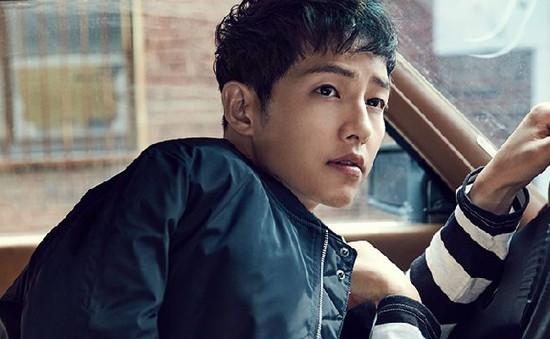 Mùa đông ấm áp với mỹ nam Song Joong Ki