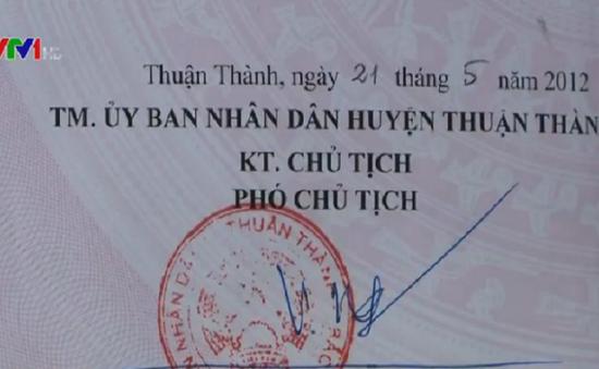 Hơn 130 hộ dân Bắc Ninh không được trả lại sổ đỏ sau 3 năm