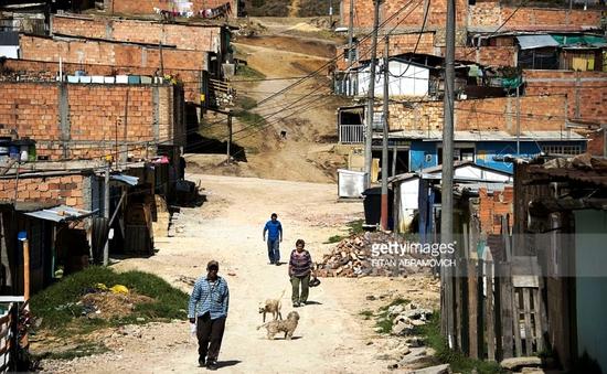 Colombia: Người dân sơ tán chật vật ổn định cuộc sống