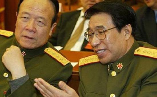 """Những tướng Trung Quốc """"ngã ngựa"""" vì tham nhũng"""